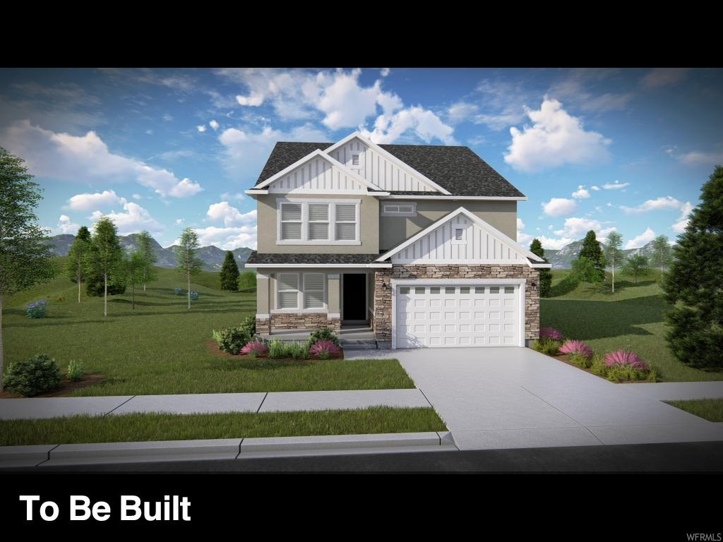 Quailhill at Mt. Saratoga is a fantastic community featuring single family homes, townhomes, and condos. Mt. Saratoga is a master-planned community that will feature future parks, trails, and open space. Quailhill is in close proximity to Utah Lake, The Ranches Golf Club, stores, and restaurants. Easy access to Pioneer Crossing also allows for an easy commute. NORA FLOOR PLAN.