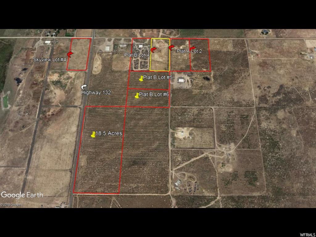 Industrial Property with 1/2 Ac. ft. Water right (a27479) in a well drilled next to the lot . ROW on adjacent lot #4 allows access to well.  Centrally located in Sanpete Valley.