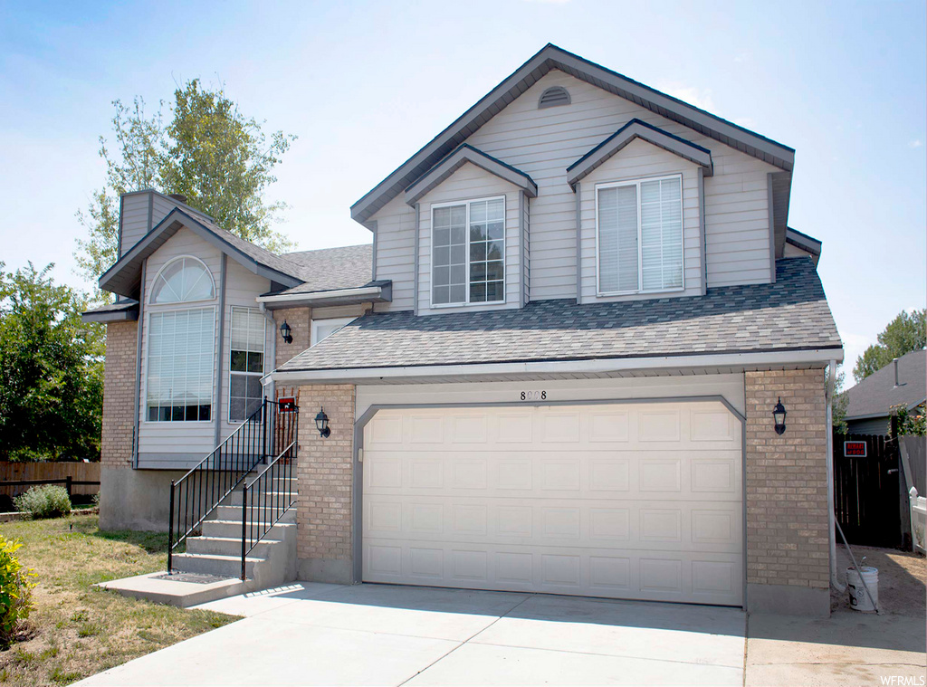 Multiple offers received, highest and best by 2 pm Tuesday July/28/20 For 360 ° photo tour please go to: https://my.matterport.com/show/?m=T4ruySX6j5h&brand=0 Beautiful home located in West Jordan with 5 bedrooms, 3 bathrooms, and 2 car garage! No showings until Saturday. Please view the Matterport tour prior to showing. Open House Saturday from 10 am to 12 pm. Any showings after that must be requested through showing time. Square footage figures are provided as a courtesy estimate only and were obtained from County Records. Buyer is advised to obtain an independent measurement.