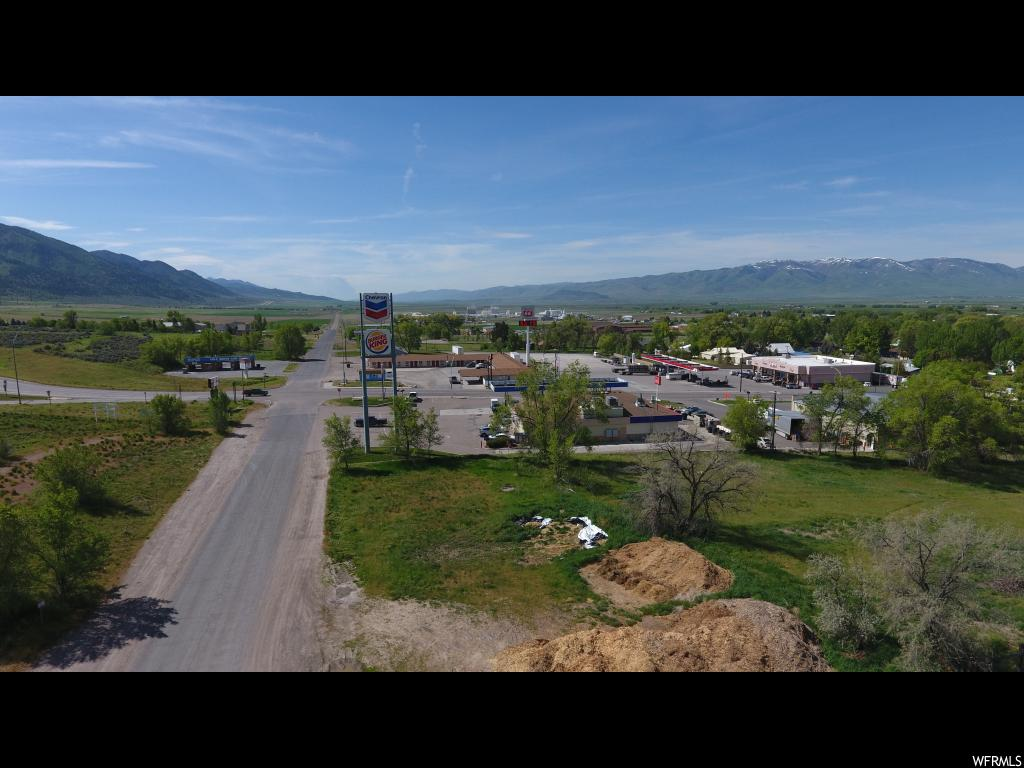 Excellent commercial lot located just off I-15's main Malad Exit. Good location for a hotel or supercenter.