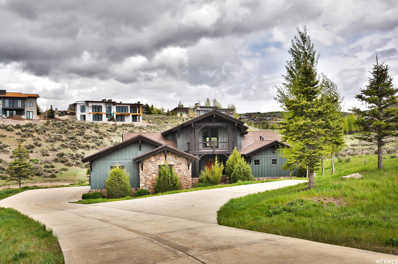 2457 SADDLEHORN DR, Park City UT 84098