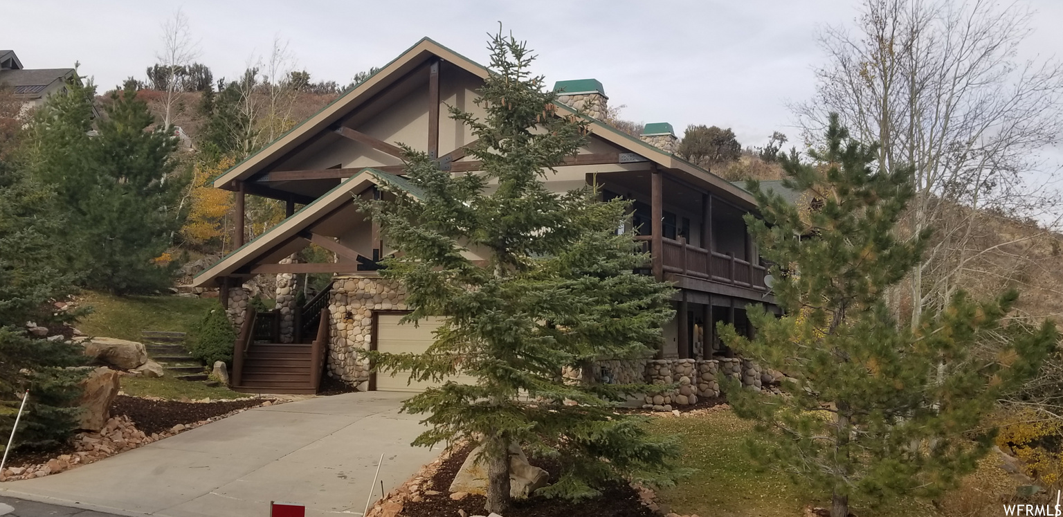 7365 PINE RIDGE DR, Park City UT 84098