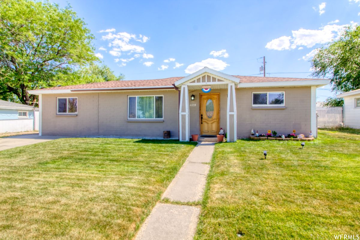 4655 W 4745 S, Salt Lake City UT 84118