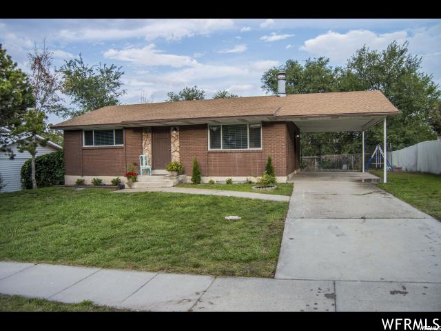 4527 S WORMWOOD DR, West Valley City UT 84120