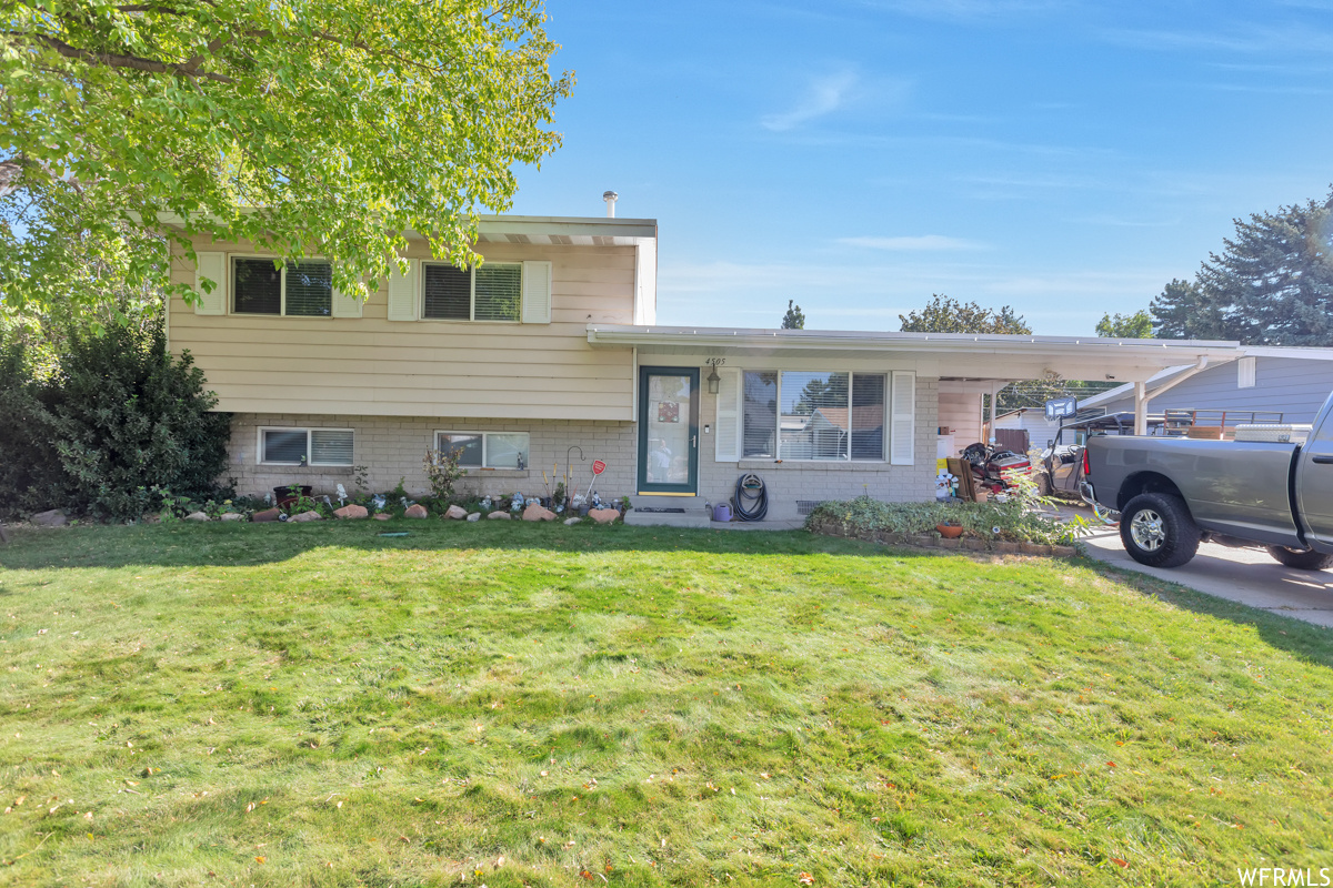 4505 S 4920 W, West Valley City UT 84120