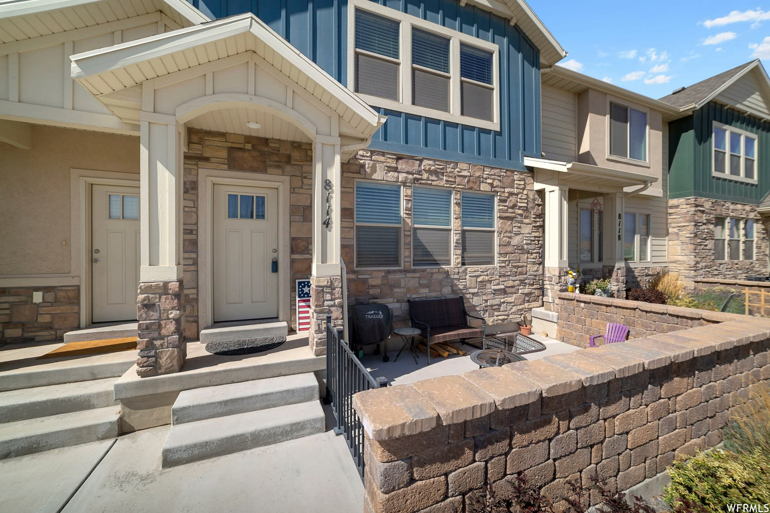 8114 N ROCK CREEK COVE LN, Eagle Mountain UT 84005