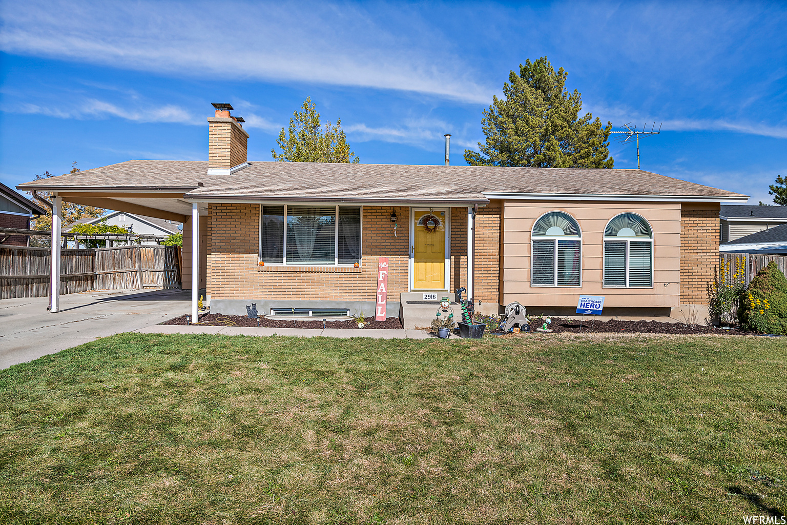 2916 W ALICE WAY, West Valley City UT 84119