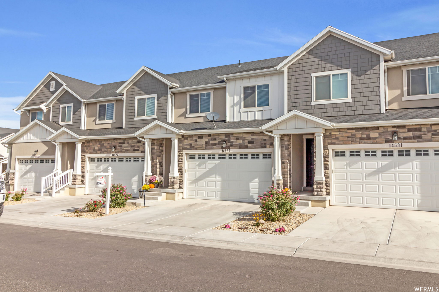14529 S QUIET SHADE DR Unit 156, Herriman UT 84096