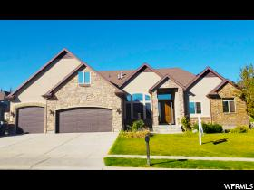 Home for sale at 15582 S Broken Arrow Dr, Bluffdale, UT 84065. Listed at 560000 with 6 bedrooms, 5 bathrooms and 4,854 total square feet