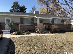 Home for sale at 9746 S 1650 West, South Jordan, UT 84095. Listed at 260000 with 3 bedrooms, 1 bathrooms and 1,440 total square feet