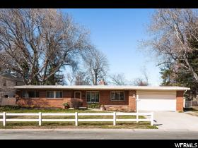 Photo 1 for 1585 E Evergreen Ln, Salt Lake City UT 84106