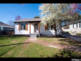 1535 E 3045 South, Salt Lake City, UT- MLS#1594954