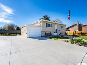 Home for sale at 7194 S 1380 West, West Jordan, UT 84084. Listed at 285000 with 3 bedrooms, 2 bathrooms and 1,957 total square feet