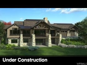 Home for sale at 1285 N Oquirrh Mountain Dr (lot 76), Heber City, UT 84032. Listed at 1820000 with 4 bedrooms, 4 bathrooms and 4,925 total square feet