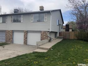 Home for sale at 4484 S Heather Glen Cir, Taylorsville, UT 84129. Listed at 254900 with 4 bedrooms, 2 bathrooms and 1,500 total square feet