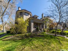 Home for sale at 1103 E Second Ave, Salt Lake City, UT 84103. Listed at 629900 with 3 bedrooms, 3 bathrooms and 2,964 total square feet