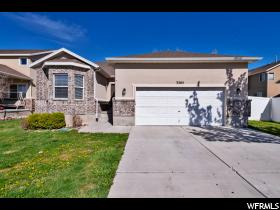 Home for sale at 3265 Park Springs Dr, West Valley City, UT 84120. Listed at 384500 with 6 bedrooms, 3 bathrooms and 3,004 total square feet