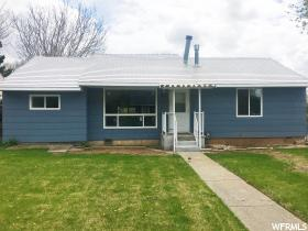 Home for sale at 1373 Hudson St, Ogden, UT  84404. Listed at 209000 with 3 bedrooms, 1 bathrooms and 990 total square feet