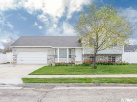Home for sale at 472 N 500 West, Clearfield, UT 84015. Listed at 274900 with 4 bedrooms, 2 bathrooms and 1,690 total square feet