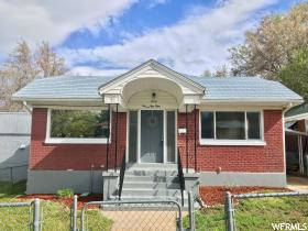 Home for sale at 1158 E 27th St, Ogden, UT 84403. Listed at 229900 with 4 bedrooms, 2 bathrooms and 1,946 total square feet