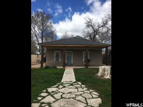 Home for sale at 228 W 100 North, Mount Pleasant, UT 84647. Listed at 132000 with  bedrooms, 1 bathrooms and 741 total square feet