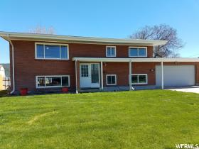Home for sale at 483 S 600 West, Tremonton, UT  84337. Listed at 229900 with 4 bedrooms, 2 bathrooms and 2,042 total square feet
