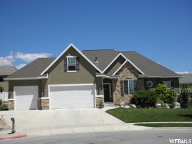 Home for sale at 971 W Wade Cir, Lehi, UT  84043. Listed at 540000 with 6 bedrooms, 4 bathrooms and 3,558 total square feet