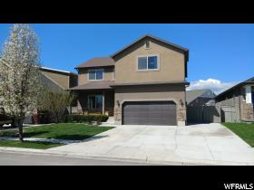 Home for sale at 8429 N Western Gailes Dr, Eagle Mountain, UT 84005. Listed at 364950 with 4 bedrooms, 3 bathrooms and 3,508 total square feet