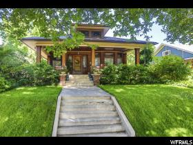 Home for sale at 45 S 1100 East, Salt Lake City, UT 84102. Listed at 584900 with 2 bedrooms, 2 bathrooms and 2,583 total square feet