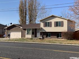 Home for sale at 1893 N 4700 West, Plain City, UT 84404. Listed at 298900 with 3 bedrooms, 2 bathrooms and 1,634 total square feet