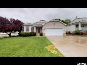 Home for sale at 14327 S Lapis Dr, Draper, UT 84020. Listed at 365000 with 3 bedrooms, 2 bathrooms and 2,356 total square feet