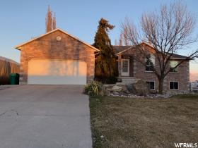Home for sale at 173 S 3200 West, Layton, UT  84041. Listed at 389900 with 5 bedrooms, 2 bathrooms and 3,314 total square feet
