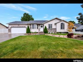Home for sale at 7441 S 4950 West, West Jordan, UT  84088. Listed at 344900 with 3 bedrooms, 2 bathrooms and 2,860 total square feet