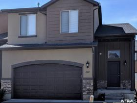 Home for sale at 2607 W Maple Dr, Lehi, UT 84043. Listed at 314900 with 3 bedrooms, 4 bathrooms and 2,200 total square feet