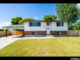 Home for sale at 852 N 2400 West, Provo, UT 84601. Listed at 289900 with 4 bedrooms, 2 bathrooms and 2,068 total square feet