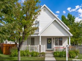 Home for sale at 7695 N Powell St, Eagle Mountain, UT 84005. Listed at 324900 with 5 bedrooms, 3 bathrooms and 2,688 total square feet