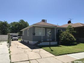 Home for sale at 1672 S Grant, Ogden, UT 84404. Listed at 189900 with 4 bedrooms, 2 bathrooms and 1,670 total square feet