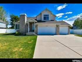 Home for sale at 1141 E 2450 North, Lehi, UT 84043. Listed at 389900 with 5 bedrooms, 4 bathrooms and 2,759 total square feet
