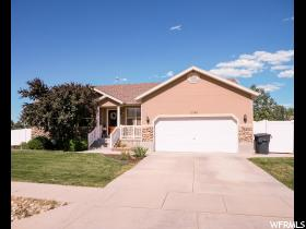 Home for sale at 12745 Bellagio Way, Herriman, UT 84065. Listed at 339999 with 3 bedrooms, 2 bathrooms and 2,798 total square feet