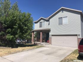 Home for sale at 241 S 800 West, Spanish Fork, UT 84660. Listed at 320000 with 4 bedrooms, 3 bathrooms and 2,119 total square feet