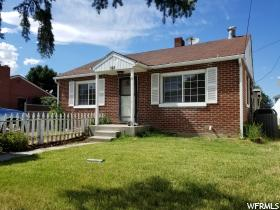 Home for sale at 185 E 8000 South, Sandy, UT 84070. Listed at 298000 with 3 bedrooms, 1 bathrooms and 1,500 total square feet