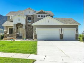 Home for sale at 3141 N Mountain Rd, North Ogden, UT 84414. Listed at 434999 with 3 bedrooms, 3 bathrooms and 3,121 total square feet