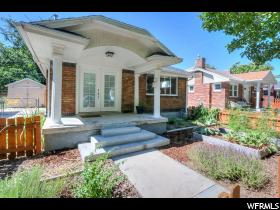 Home for sale at 144 E Yale Ave, Salt Lake City, UT 84111. Listed at 320000 with 2 bedrooms, 1 bathrooms and 1,400 total square feet