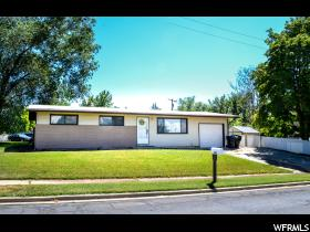 Home for sale at 263 W 1550 North, Clearfield, UT 84015. Listed at 228000 with 3 bedrooms, 1 bathrooms and 1,046 total square feet
