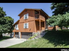 Home for sale at 2433 E 2500 North, Layton, UT 84040. Listed at 375000 with 4 bedrooms, 2 bathrooms and 2,652 total square feet