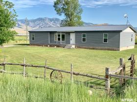 Home for sale at 1484 E 2200 South, Preston, ID  83263. Listed at 210000 with 4 bedrooms, 2 bathrooms and 1,716 total square feet