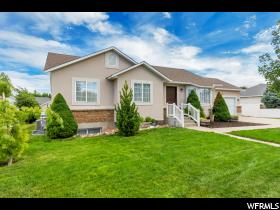 Home for sale at 7729 S 4950 West, West Jordan, UT  84084. Listed at 399000 with 5 bedrooms, 3 bathrooms and 2,446 total square feet