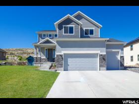 Home for sale at 1992 Pine Cone Rd, Eagle Mountain, UT 84005. Listed at 421000 with 5 bedrooms, 4 bathrooms and 3,350 total square feet