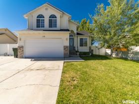 Home for sale at 416 E 1310 North, Tooele, UT 84074. Listed at 275000 with 4 bedrooms, 4 bathrooms and 1,939 total square feet