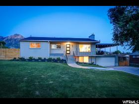 Home for sale at 2080 E Sands Dr, Holladay, UT  84124. Listed at 645900 with 4 bedrooms, 3 bathrooms and 2,736 total square feet
